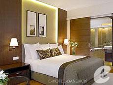 バンコク チャオプラヤー川周辺のホテル : アナンタラ リバーサイド バンコク リゾート(Anantara Riverside Bangkok Resort)のお部屋「デラックス プレミア リバービュー」