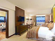 バンコク カップル&ハネムーンのホテル : アナンタラ リバーサイド バンコク リゾート(Anantara Riverside Bangkok Resort)のお部屋「アナンタラ プレミア スイート」