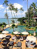 Swimming Pool : Anantara Bophut Koh Samui Resort, with Spa, Phuket
