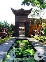 Spa Entrance : Anantara Bophut Koh Samui Resort, with Spa, Phuket