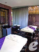 Spa Treatment Room : Anantara Bophut Koh Samui Resort, with Spa, Phuket