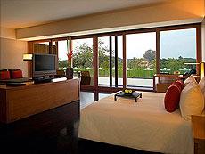 チェンマイ カップル&ハネムーンのホテル : アナンタラ チェンマイ リゾート&スパ(1)のお部屋「チェディー クラブ スイート」