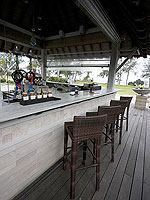 Pool Bar : Anantara Mai Khao Phuket Villas, Fitness Room, Phuket