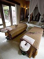 プーケット ファミリー&グループのホテル : アナンタラ マイカオ プーケット ビラ 「Anantara Spa」