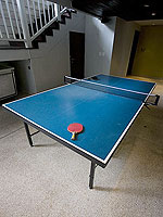 Table Tennis : Anantara Mai Khao Phuket Villas, Serviced Villa, Phuket
