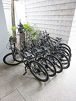 Bicycle Rental : Anantara Mai Khao Phuket Villas, Serviced Villa, Phuket