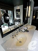 プーケット スパ併設のホテル : アナンタラ プーケット ビラ(Anantara Phuket Villas)のプールヴィラルームの設備 Bath Room