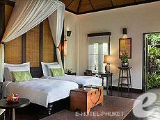 プーケット インターネット接続(無料)のホテル : アナンタラ マイカオ プーケット ビラ(1)のお部屋「2 ベッドルーム ファミリー ヴィラ」