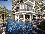 Swimming Pool : Andakira Hotel, Patong Beach, Phuket