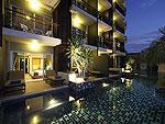プーケット プールアクセスのホテル : アンダキラ ホテル(Andakira Hotel)のデラックス プールアクセス(ツイン/ダブル)ルームの設備 Pool Access