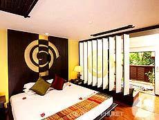 プーケット カタビーチのホテル : アンダマン カナーシア リゾート & スパ(1)のお部屋「GardenSpa」