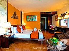 プーケット カタビーチのホテル : アンダマン カナーシア リゾート & スパ(1)のお部屋「ヴィラスパ」