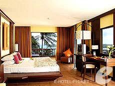 プーケット カタビーチのホテル : アンダマン カナーシア リゾート & スパ(1)のお部屋「ハネムーン スイート」