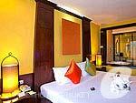 プーケット カタビーチのホテル : アンダマン カナーシア リゾート & スパ(Andaman Cannacia Resort & Spa)のリージェンシー スイート(2ベッドルーム)ルームの設備 Room View