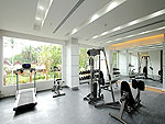 Fitness : Andaman Embrace Resort & Spa, Fitness Room, Phuket