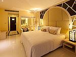 プーケット 2ベッドルームのホテル : アンダマン エンブレイス リゾート & スパ(Andaman Embrace Resort & Spa)のバルコニーデラックスルームの設備 Room View