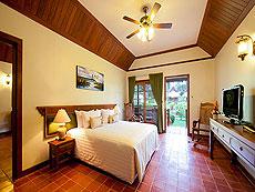 プーケット パトンビーチのホテル : アンダマン エンブレイス リゾート & スパ(1)のお部屋「ロータス コテージ」