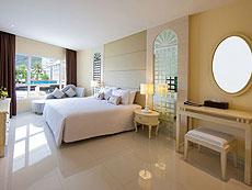 プーケット パトンビーチのホテル : アンダマン エンブレイス リゾート & スパ(1)のお部屋「ジュニアスイート」