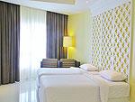 プーケット パトンビーチのホテル : アンダマン エンブレイス リゾート & スパ(Andaman Embrace Resort & Spa)のエンブレース スイート(2ベッドルーム)ルームの設備 Room View