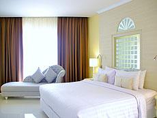 プーケット パトンビーチのホテル : アンダマン エンブレイス リゾート & スパ(1)のお部屋「エンブレース スイート(2ベッドルーム)」