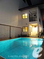 Swimming Pool : Andaman's House, Long Stay, Phuket