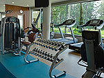 Fitness / Angsana Laguna Resort, มีสปา