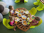 Kids Cafe / Angsana Laguna Resort, มีสปา