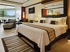 プーケット ビーチフロントのホテル : アンサナ ラグーナ リゾート(1)のお部屋「ラグーン グランド」