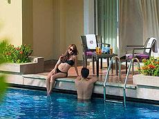 プーケット ビーチフロントのホテル : アンサナ ラグーナ リゾート(1)のお部屋「ラグーナ プールサイド」
