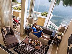 プーケット カップル&ハネムーンのホテル : アウトリガー ラグーナ プーケット ビーチ リゾート(1)のお部屋「アンサナ 1ベッドルーム ロフト」