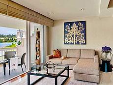 プーケット カップル&ハネムーンのホテル : アウトリガー ラグーナ プーケット ビーチ リゾート(1)のお部屋「アンサナ 2ベッドルーム ロフト」