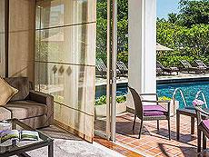 プーケット カップル&ハネムーンのホテル : アウトリガー ラグーナ プーケット ビーチ リゾート(1)のお部屋「アンサナ スイート」