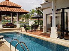 プーケット カップル&ハネムーンのホテル : アウトリガー ラグーナ プーケット ビーチ リゾート(1)のお部屋「アンサナ プール レジデンス」