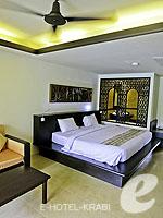 クラビ フィットネスありのホテル : アンヤウィー タプケーク ビーチ リゾート(Anyavee Tubkaek Beach Resort)のデラックス プールアクセスルームの設備 Room View