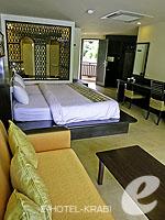 クラビ プールアクセスのホテル : アンヤウィー タプケーク ビーチ リゾート(Anyavee Tubkaek Beach Resort)のデラックス プールアクセスルームの設備 Room View
