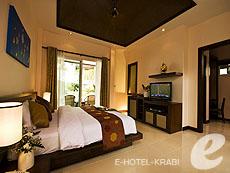 クラビ フィットネスありのホテル : アンヤウィー タプケーク ビーチ リゾート(1)のお部屋「ジャグジー ヴィラ プール アクセス」