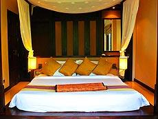 クラビ フィットネスありのホテル : アンヤウィー タプケーク ビーチ リゾート(1)のお部屋「1ベッドルーム ジャグジー ヴィラ」