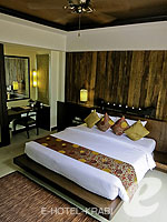 クラビ フィットネスありのホテル : アンヤウィー タプケーク ビーチ リゾート(Anyavee Tubkaek Beach Resort)のビーチフロント プール ヴィラルームの設備 Room Exterior