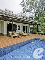 クラビ プールアクセスのホテル : アンヤウィー タプケーク ビーチ リゾート(Anyavee Tubkaek Beach Resort)のビーチフロント プール ヴィラルームの設備 Private Pool