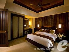 クラビ フィットネスありのホテル : アンヤウィー タプケーク ビーチ リゾート(1)のお部屋「2ベッドルーム ビーチフロント プール ヴィラ」