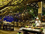 Restaurant : Ao Prao Resort, Beach Front, Phuket