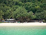 Beach : Ao Prao Resort, Beach Front, Phuket