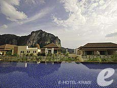 Aonang Cliff Beach Resort, Family & Group, Phuket