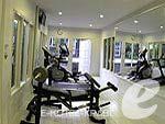 クラビ アオナンビーチのホテル : アオナン パラダイス リゾート 「Fitness」