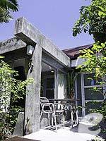 クラビ インターネット接続(無料)のホテル : アオナン パラダイス リゾート(Aonang Paradise Resort)のデラックス ルームルームの設備 Exterior