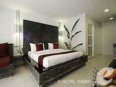 クラビ インターネット接続(無料)のホテル : アオナン パラダイス リゾート(1)のお部屋「グランド デラックス プール サイド」