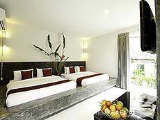 クラビ インターネット接続(無料)のホテル : アオナン パラダイス リゾート(1)のお部屋「ファミリー ルーム」