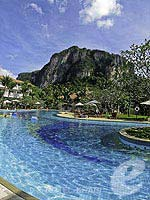 Swimming Pool : Aonang Villa Resort, with Spa, Phuket