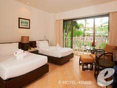 Superior Garden View : Aonang Villa Resort, Kids Room, Krabi