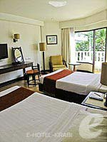 Bedroom : Superior Sea View at Aonang Villa Resort, Kids Room, Krabi